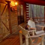 Eureka springs romantic cabins