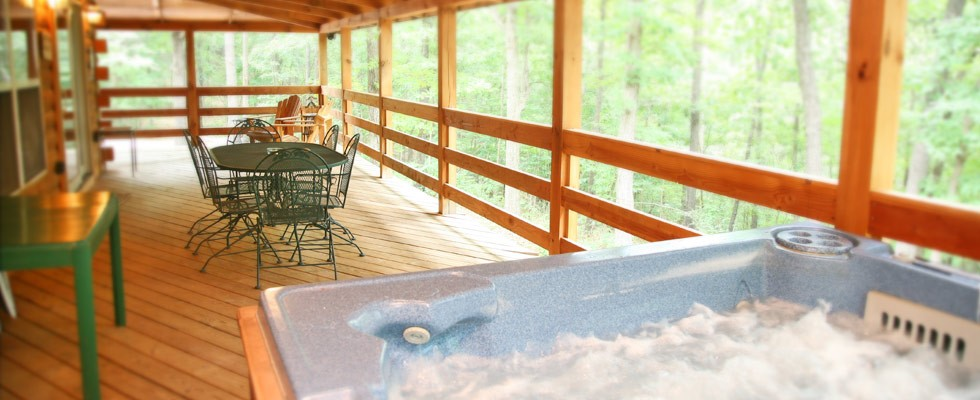 beaver arkansas eureka springs cabins the vacation cottages walls fireplaces and facing fireplace native glass lakefront lake in our romantic stone have