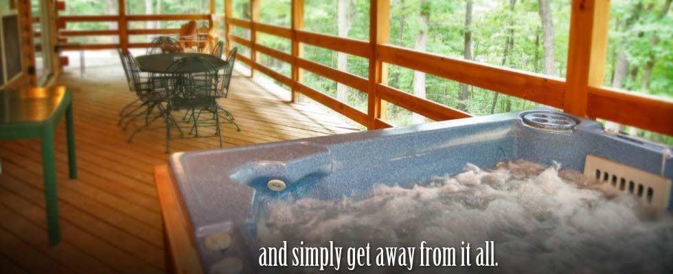 Eureka Springs Cabins: Silver Ridge Resort (Eureka Springs, Arkansas)