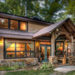 Wits End Eureka springs romantic cabins