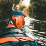 Kayak Pic for Silver's Kings River Blog
